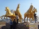 玻璃钢雕塑厂/北京雕塑公司