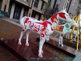 北京玻璃钢雕塑/艺术展览展示/美陈